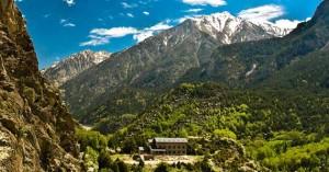hostal parque natural