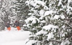14 de enero: más nieve en Cerler