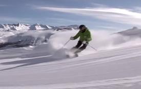 Esquí en primavera en Cerler
