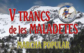 Trancs de les Maladetes Ski de Montaña 2014