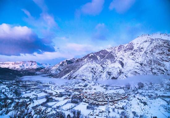 benasque nevado