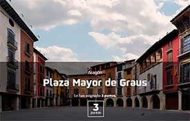 plaza mayor graus