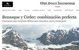 Reseña en el Wall Street International :)