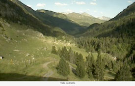 webcams valle de benasque