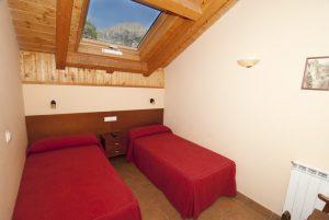 habitacion buhardilla