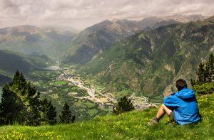 vistas valle de benasque